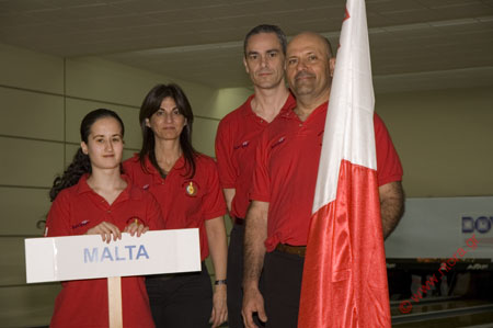 Team Malta 2008