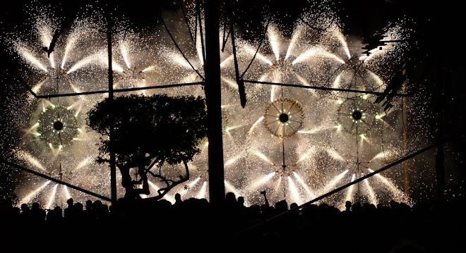 Malta Fireworks - Mqabba village