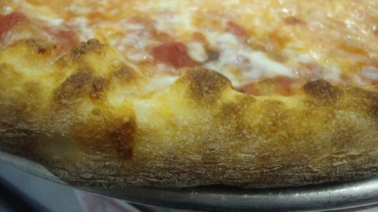 Crust of Pizza