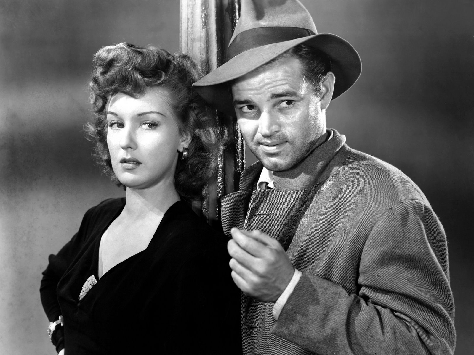 Detour Starring Tom Neal and Ann Savage