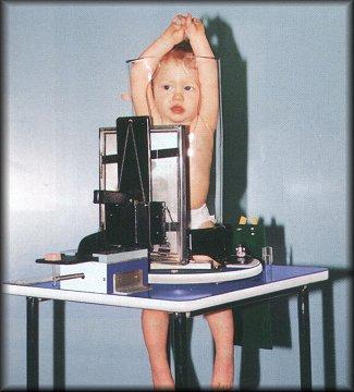baby xray machine