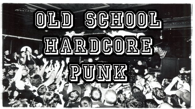 PUNK/HC Old-School Classics