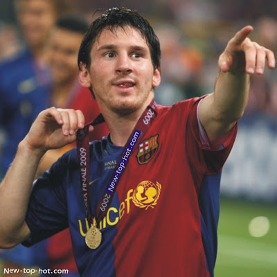 lionel messi 2009 argentina.