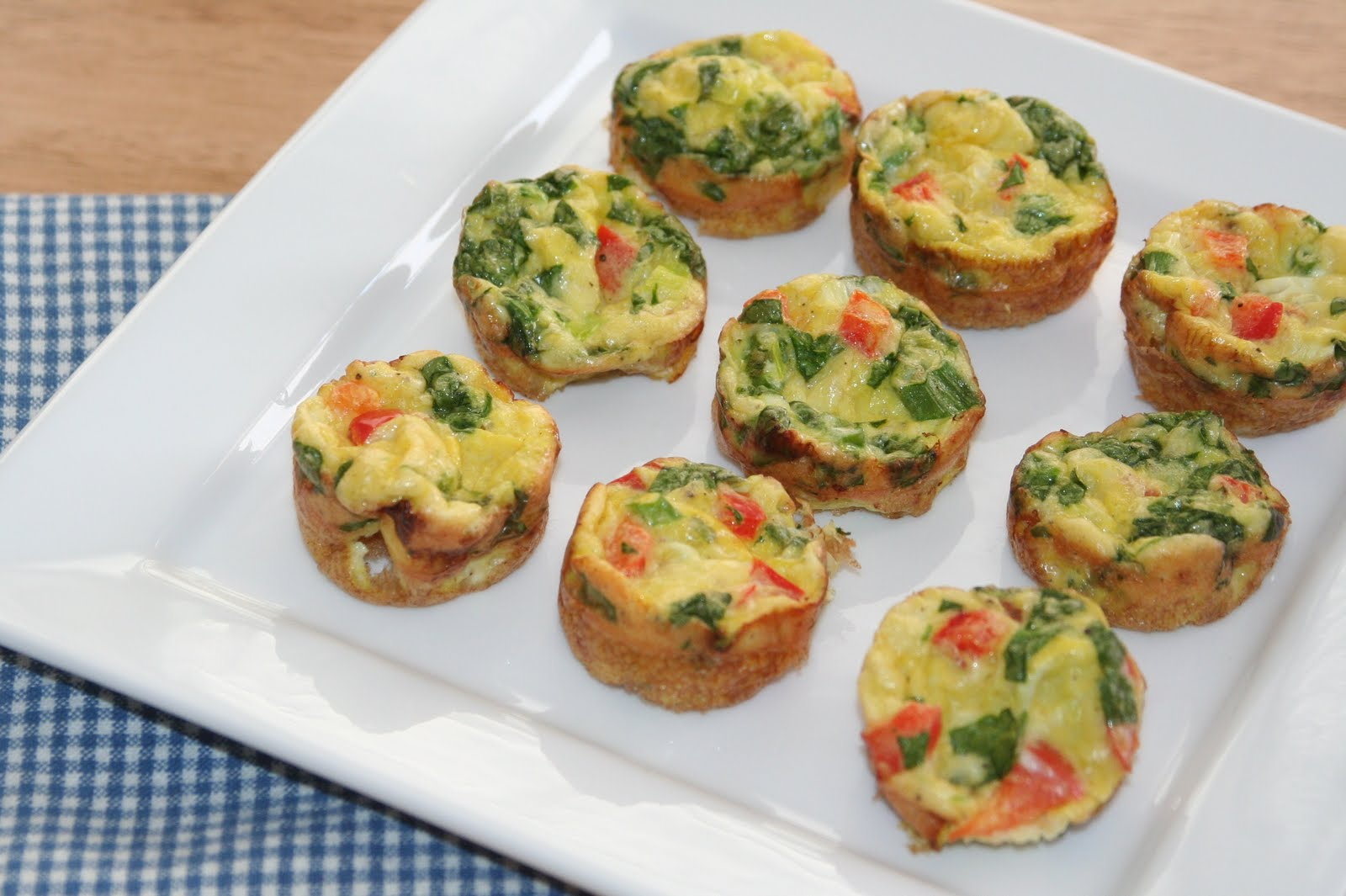 Mini Frittatas Recipes — Dishmaps