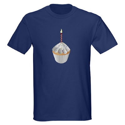 birthday cupcake t shirt