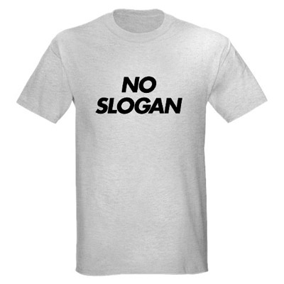 no+slogan+t shirt No Slogan t shirt