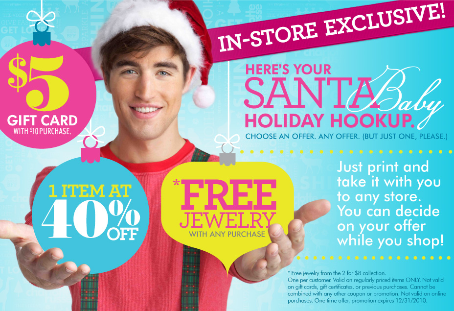 photograph about Charlotte Russe Coupon Printable named Coupon charlotte russe no cost shipping and delivery : Discounts absent wild auction