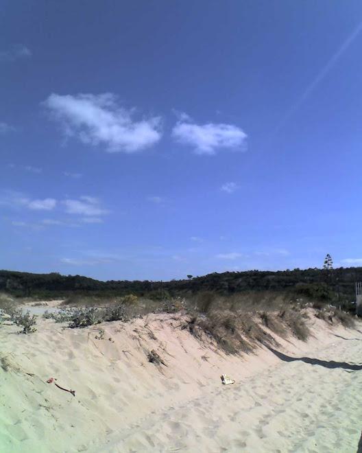 IMAGENS, praia da rainha