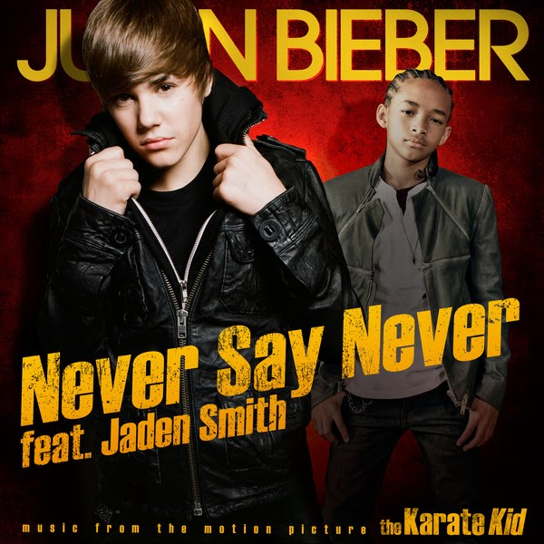 Justin Bieber Never Say Never ft Jaden Smith today on iTunes!! Album ...