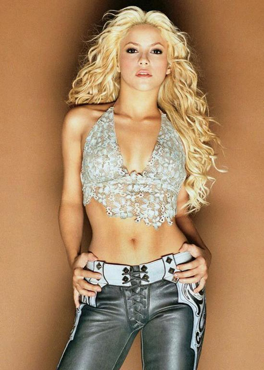 shakira in jeans. Shakira : Hotamp; Bold Pop Queen