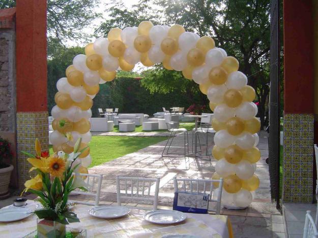 D manueldecoraciones decoraciones variadas - Decoracion de globos ...