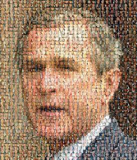 George w bush porn