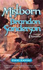 Mistborn the Final Empire review Brandon Sanderson