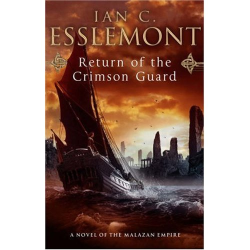 Return of the crimson guard review Ian C Esslemont