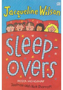 novel-novelnya Jacqueline Wilson & Astrid Lindgren masih jadi