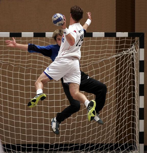 Información de handball
