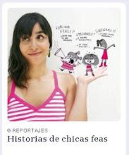 Las BICHAS en la Revista Mujer!!