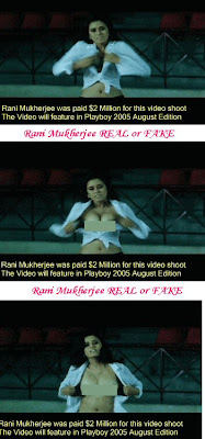 Video Hot Rani Mukherjee