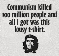 communism killed 100 million but