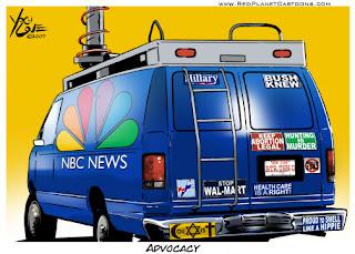 Biased American media