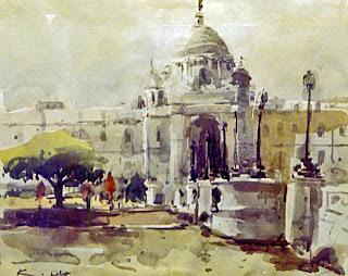 A work by Kashi Nath Das