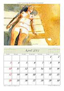 Art of Gurmeet 2011 calendar!