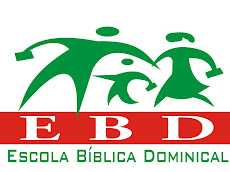 ESCOLA BIBLICA DOMINICAL