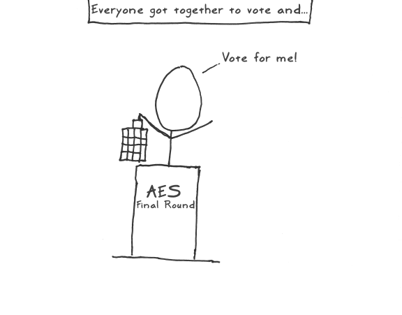 aes act 1 scene 15 vote
