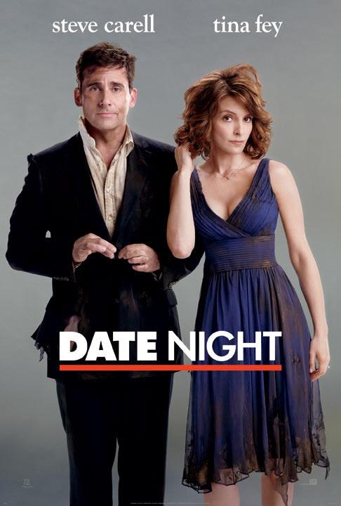 Date Night Poster Uma Noite Fora de Série – Legendado