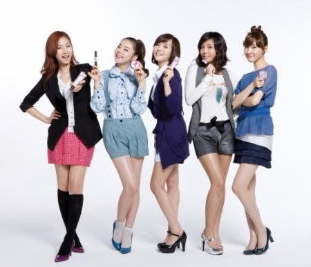 INTEGRANTES .... WONDER GIRLS  :-) Wonder+girls