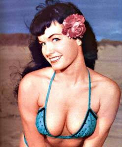 Mega Post de Mujeres de los años 1940 - 1950