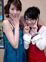Koshimizu Ami (left) and Mizuki Nana