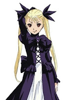 Mina Tepes (Dance in the Vampire Bund)