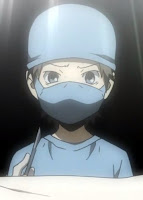 young Shinra (Durarara)