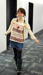 Yahagi Sayuri