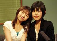 with Sanada Asami