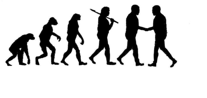 an argument in favor of religion in human evolution Check out the online debate god vs evolution the concept of evolution as a form of religion you know how many phd papers i could find in favor of evolution.