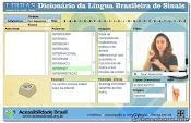 DICIONÁRIO DE LÍNGUA BRASILEIRA DE SINAIS