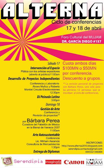 Ciclo de conferencias y taller