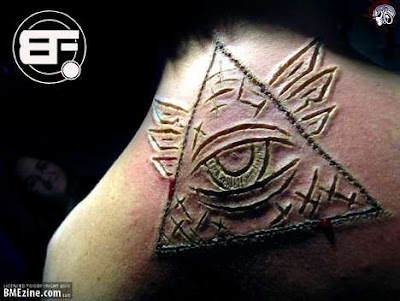 Extreme Branding | Scarification New Tattoo?