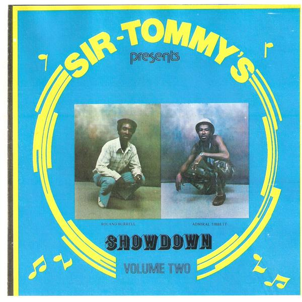 Roland Burrell Admiral Tibbett Sir Tommys Presents Showdown Volume Two