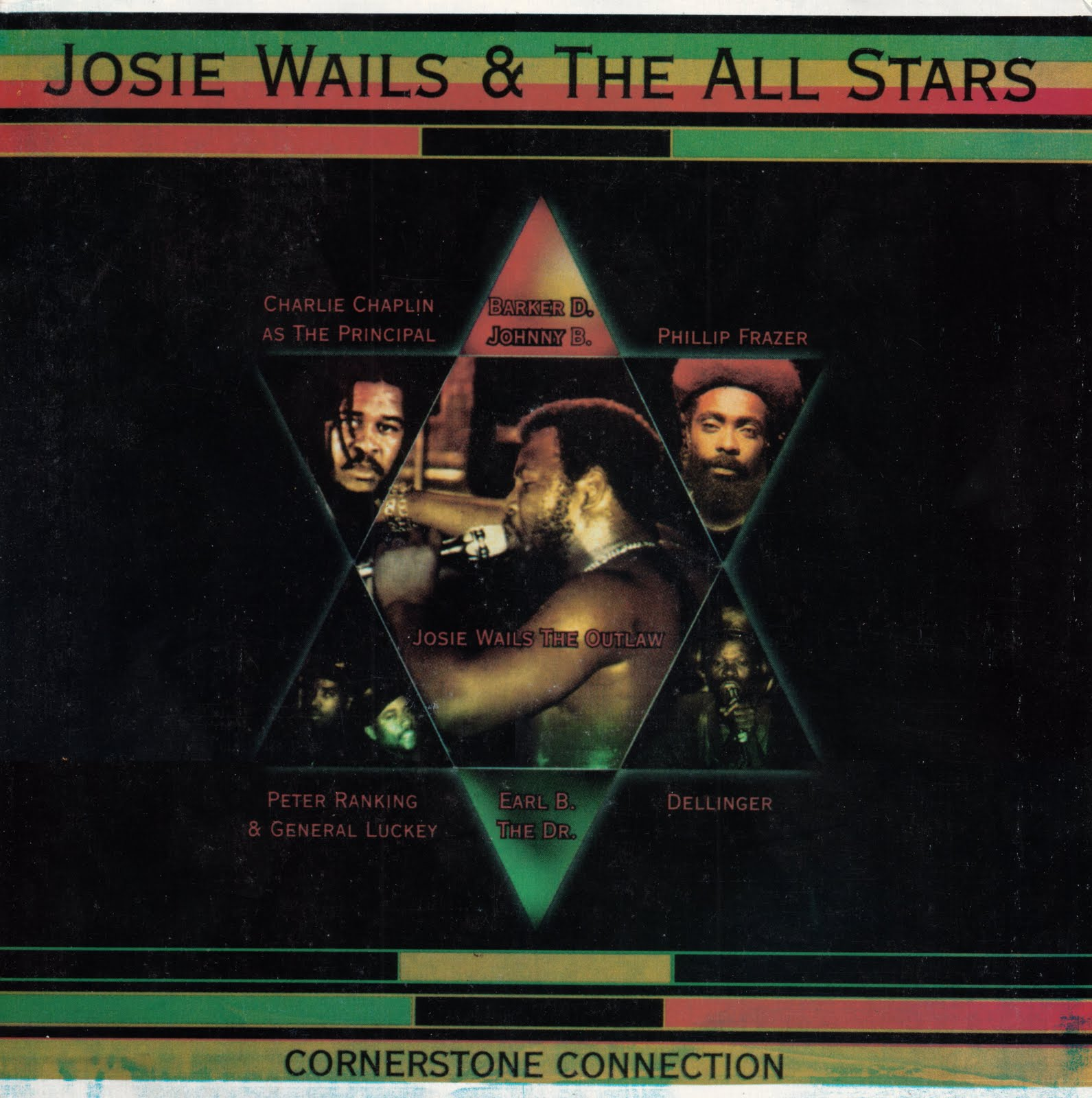 Josey Wales & The All Stars - Cornerstone Connection (Cornerstone)198x
