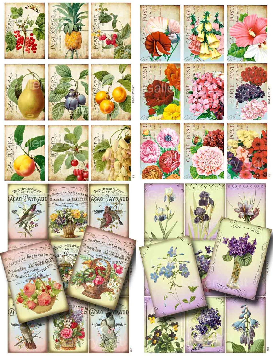 Laura craft home deco ideas para decorar el jardin - Laminas para decorar ...