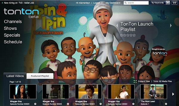 www tonton com my or simply known as tonton yesterday tonton online