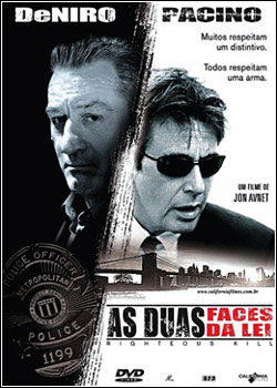As Duas Faces da Lei – 2008 – Rmvb