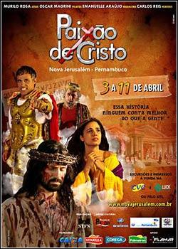 Baixar Paixão de Cristo de Nova Jerusalém Dublado