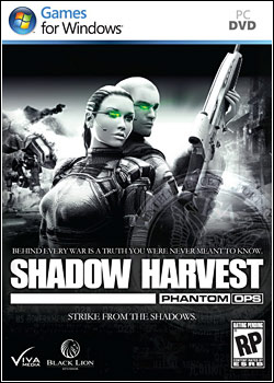fadhgjkjkj Download   Jogo Shadow Harvest Phantom Ops SKIDROW PC (2011)