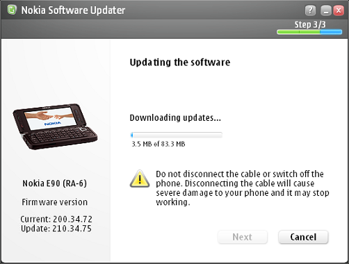 nokia software updater tool