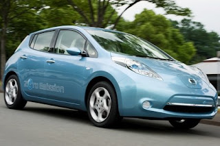 2010 Nissan LEAF Electric Car