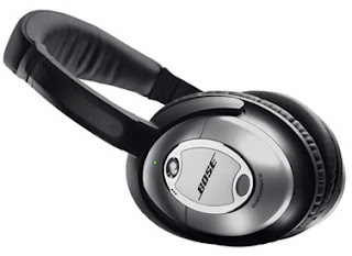 Bose Quiet Comfort 15 Bluetooth headphones